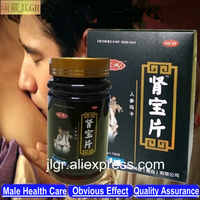 Ginseng comprimidos pastillas de Maca antienvejecimiento que promueve el aumento de la energía del semen masculino, vitaminas saludables para el tratamiento de la prostatitis