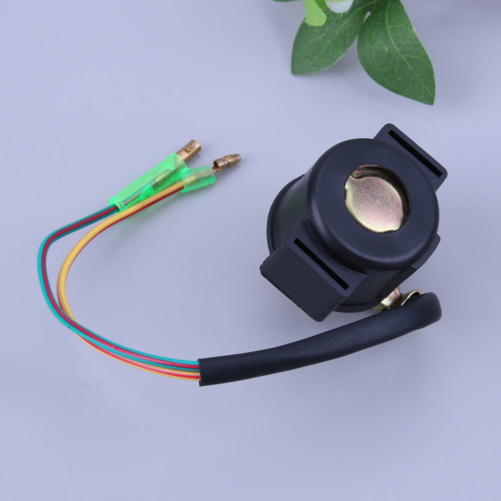 1pc 3008 Motorcycle Starter Solenoid Relay Ignition Key Switch For Yamaha Wiring Applicable Motorcycles Grizzly 600 Yfm600 Atv Two Wire 125 150ccm Scooter Moped Honda Goldwing Gl1000 1975 1979