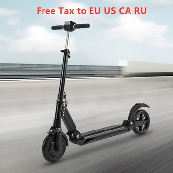 2019 Original E-TWOW S2 Booster Kickscooter eléctrico inteligente Scooter 500W 30 km/h patín ligero plegable Hoverboard