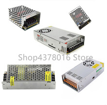 Ac 110V 220V Naar Dc 5V 12V 24V 1A 2A 3A 5A 10A 15A 20A 30A 50A Schakelaar Voeding Driver Adapter Led Strip Licht