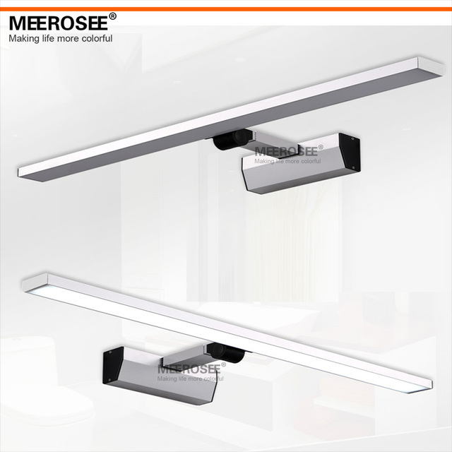 New Arrival Fancy LED Acrylic Bathroom Wall Light Wall Mounted LED Mirror  Wall Lamp Modern Wall