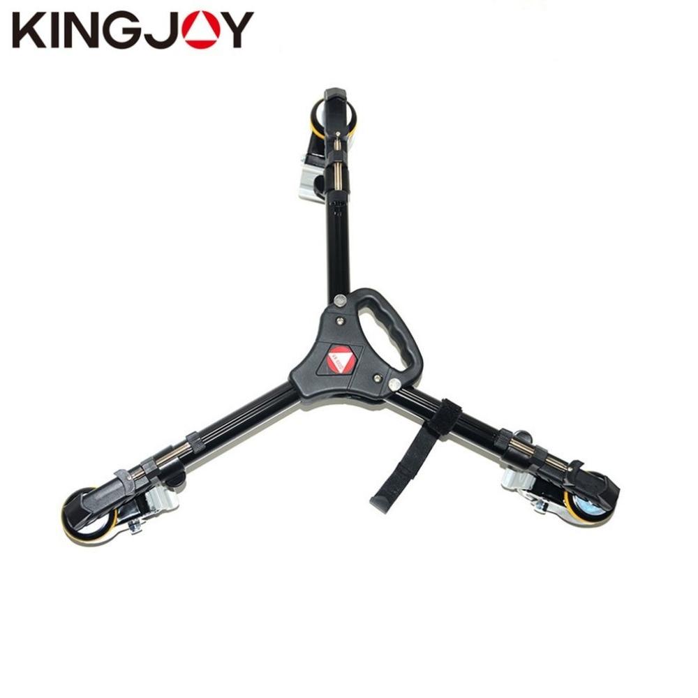 Kingjoy VX 600 Professional Camera Tripod Stand Holder