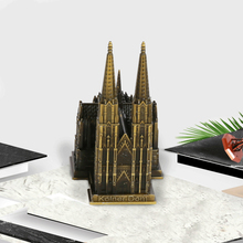 Home Decor  Decoration German Catholic Cologne Cathedral Craft Office Ornament Vintage