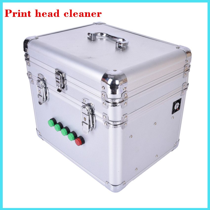 1pcs Ultrasonic print head cleaner ultrasonic cleaning machine march DX5 DX6 DX7 printhead аксессуар чехол momax clear breeze для iphone 6 plus black