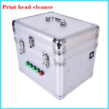 1pcs Ultrasonic print head cleaner ultrasonic cleaning machine march DX5 DX6 DX7 printhead