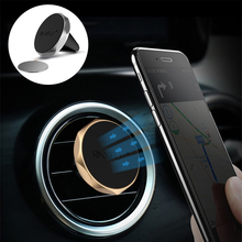RAXFLY Car Holder Car Phone Holder Stand Support Air Vent Mount Magnetic Auto GPS Dock Mobile Holder For iPhone 7 6 5 5s Bracket