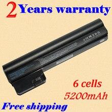 JIGU Batterie D'ordinateur Portable Pour HP compaq mini cq10 110-3000 PC Série 607762-001 5200 mah HSTNN-DB1U WQ001AA