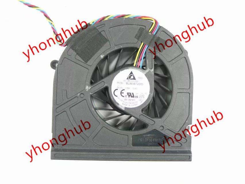 Delta Electronics BUB0812DD CJ62 Server Cooling Fan DC12 0.58A 4-wire