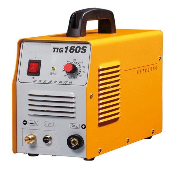 MOSFET TIG-160S TIG welder a welding machine mosfet tig 200a steel welding machine tig machine