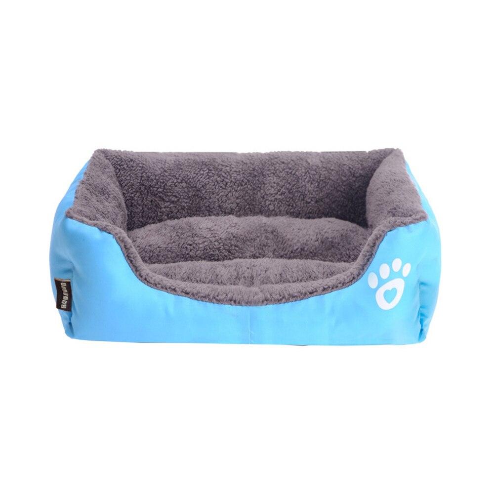 Doux grand Pet chien chat lit chien tapis couverture chaud chenil chiot coussin maison Pet fournitures haute qualité 2019 nouveau