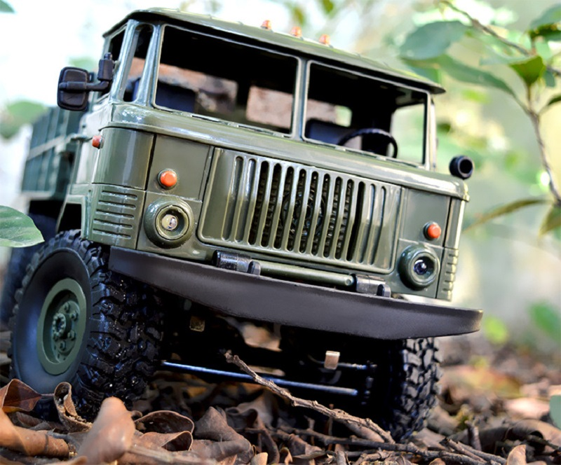 RC  Control Military 1