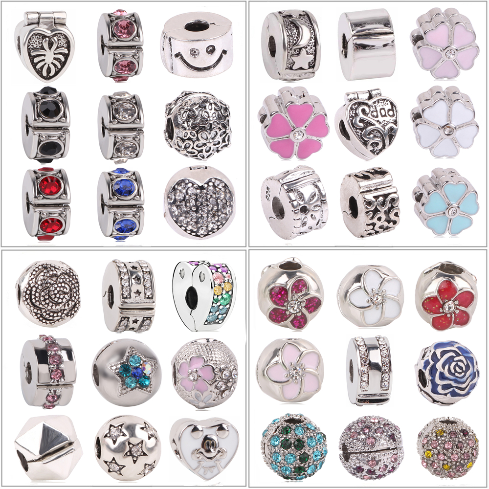 Beads Jewelry & Accessories Symbol Of The Brand Spinner Her Majesty Spacer Charm Beads Fit Pandora Original Bracelet Necklace Authentic Jewelry Gift