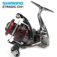SHIMANO оригинальный Сотрудик CI4 + 1000 2500 C3000 4000 спиннинг катушка рыбалка 6 + 1BB 6,0: 1/6. 2:1 X корабль MGL ротора спиннинг