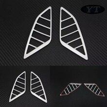 Auto inerior accessories, air vent intake trim sticker for Mazda 3 2014 2015,Type C ,auto accessories