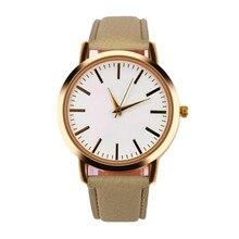 Women's watches Relogio feminino Saat  Women Men Band Analog Quartz Business 2017 New Wrist Watch for women