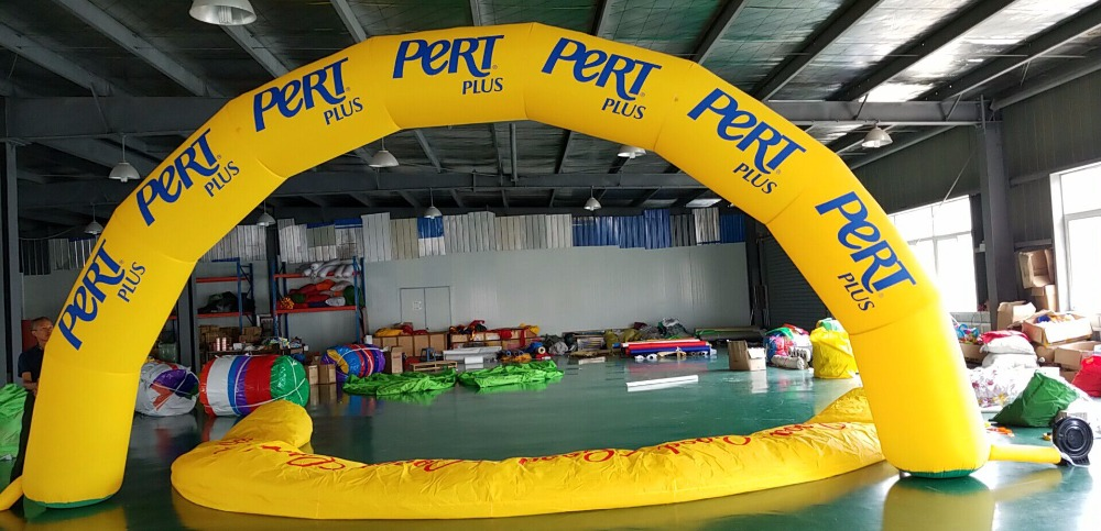 inflatable arch with banner,inflatable sport arch come with free air blowerinflatable arch with banner,inflatable sport arch come with free air blower