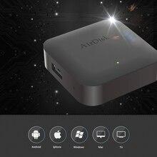 """Airdisk Q2 Mobile hard disk di rete USB2.0 2.5 """"Casa Intelligente di Rete Cloud Storage Multi persona condivisione Mobile Hard scatola del disco"""