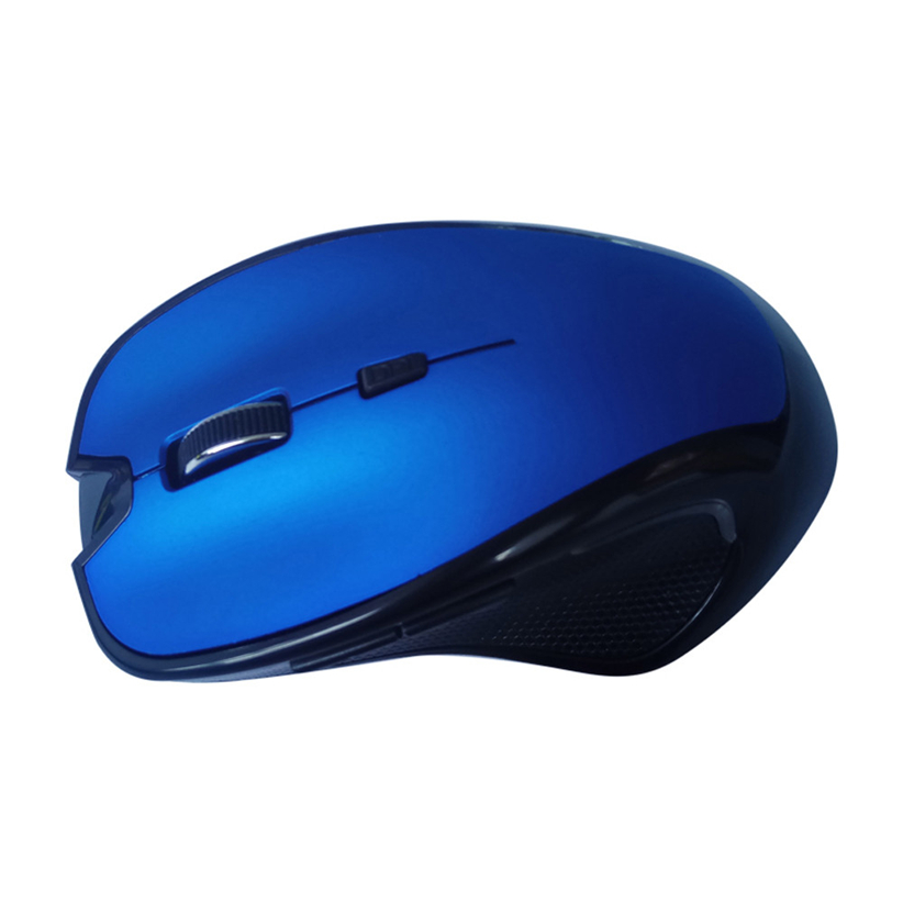 Wireless Mini Bluetooth 3.0 6D 1600DPI Optical Gaming Mouse Mice for Laptop Futural Digital Drop Shipping JULL20