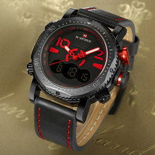 Men's Quartz Digital Sports Watch