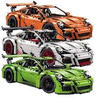 3368 a b c 2726PCS 3368 Car Model Building Kits DECOOL Blocks Toys Bricks legoingly technic
