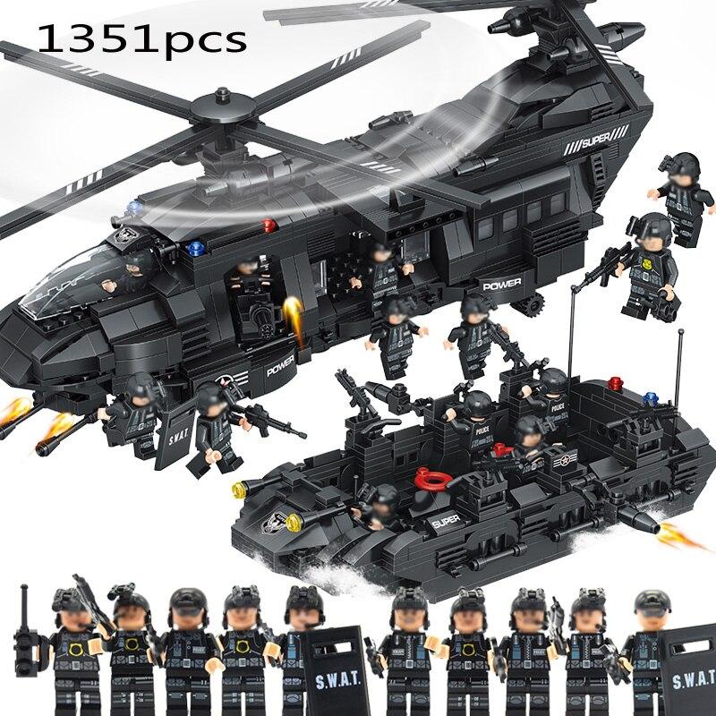 Lego Swat Photo1: Online Kopen Wholesale Lego Swat Team Uit China Lego Swat