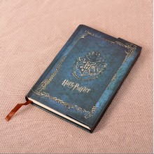 Vintage Harry Potter Journal Notebook Hardcover Folios Movie Related Books Collection Fan Gift Brand New