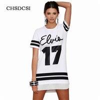 CHSDCSI Summer Tops Blouse Seamless Letter Cotton Shirt Women Blouses Short Sleeve White Black Blusas Casual