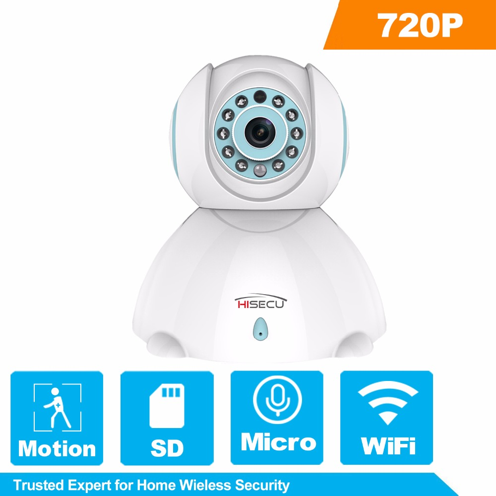 VStarcam C7842WIP HD 720P Wireless IP Camera Wifi Network CCTV Security Camera H.264 Indoor P2P IP Cam Baby Monitor Real View