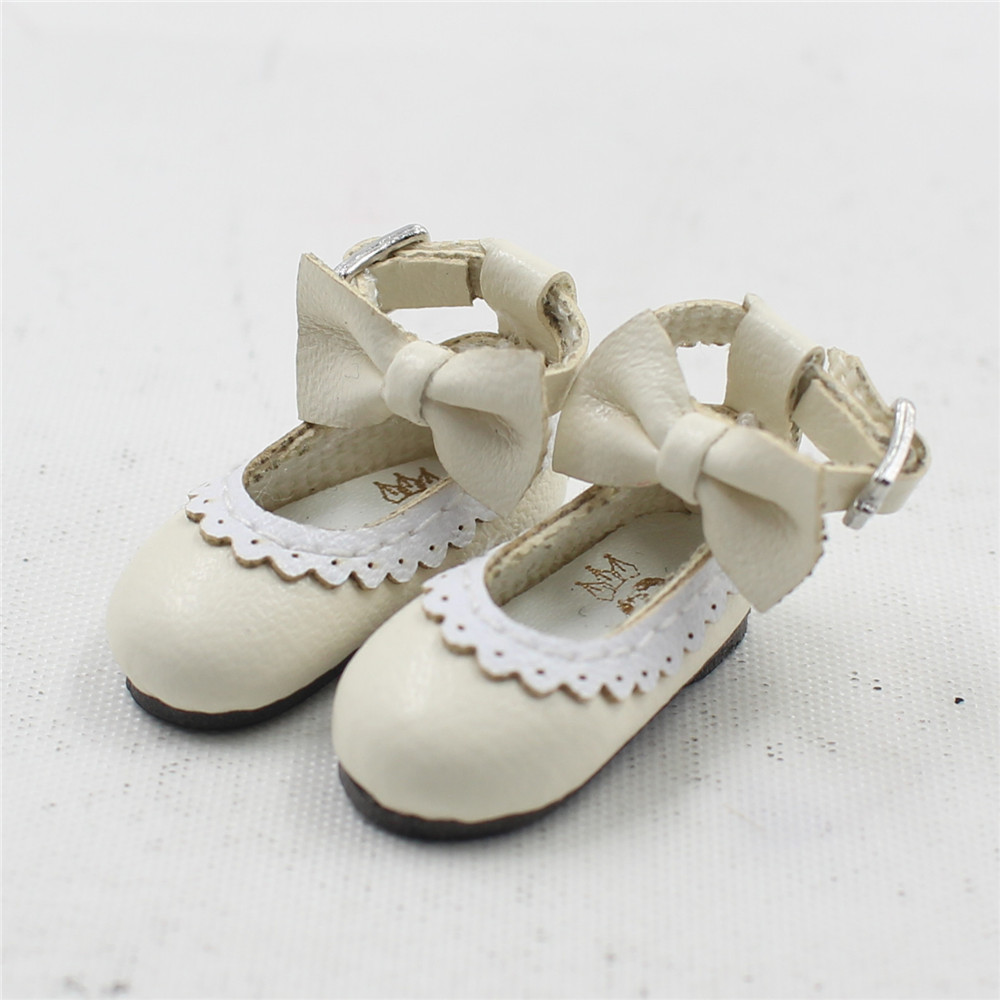 Neo Blythe Doll Designer Shoes with Bow 15