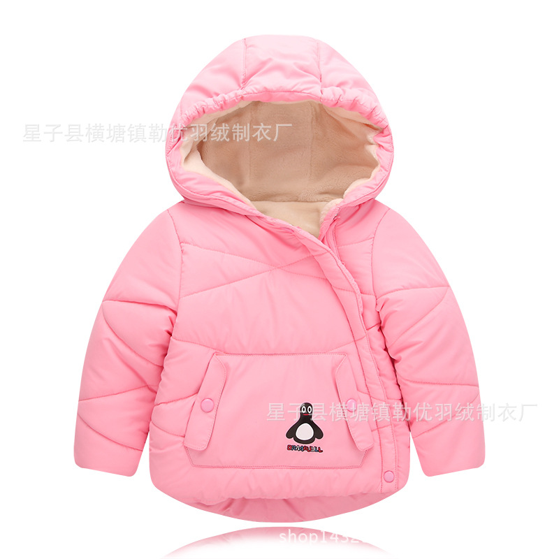 Fashion design winter jacket for boys&girls jacket kids winter coat children outerwear kids clothes