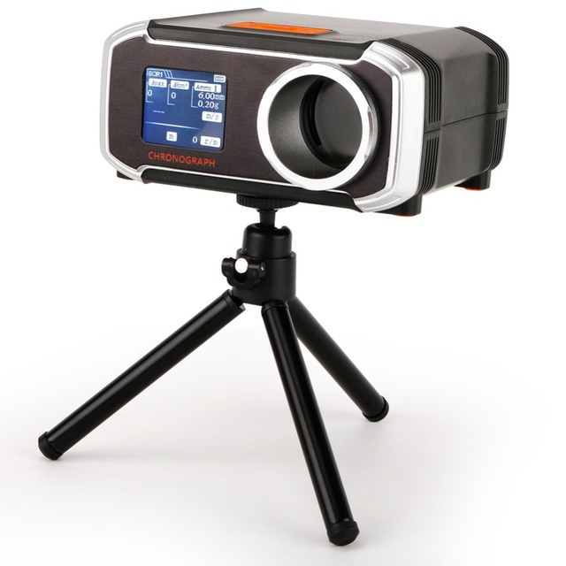 WoSporT Schießen Chronograph Speed Tester Unterstützung Bluetooth APP ISO Taktische Airsoft BB Guns Paintball Zubehör