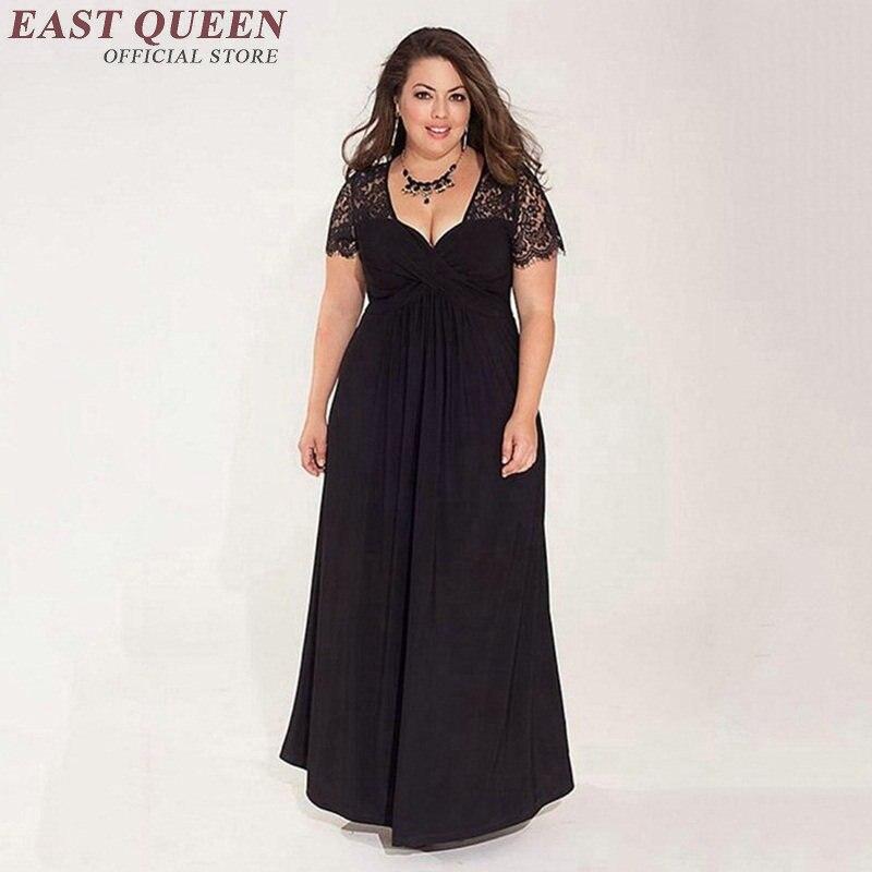 Plus size women clothing plus size dresses for women 4xl 5xl 6xl clothing  women large size with lace KK1407 H fe61e8b3d487