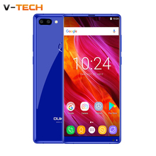 Oukitel MIX 2 5.99″ FHD 18:9 Full Display Android 7.0 MTK6757 Smartphone 6G RAM 64G ROM Dual Camera Fingerprint Mobile Phone