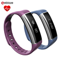 Zeblaze ZeBand Bluetooth Smart Bracelet Sleep Heart Rate Monitor Smartband for iPhone 5s SE 6s 7 Plus for Samsung Huawei Xiaomi