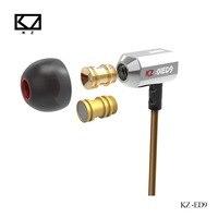 Original KZ ED9 3 5mm HiFi In Ear Tuning Nozzle Earbuds Earphone Bass Stereo EarphonesFor Mobile