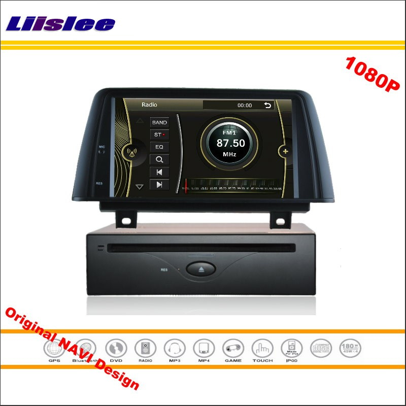 Liislee для Suzuki Jimny 2006 ~ 2013 стерео Радио CD dvd-плеер GPS nav навигации 1080 P HD Экран системы оригинальный Navi Дизайн
