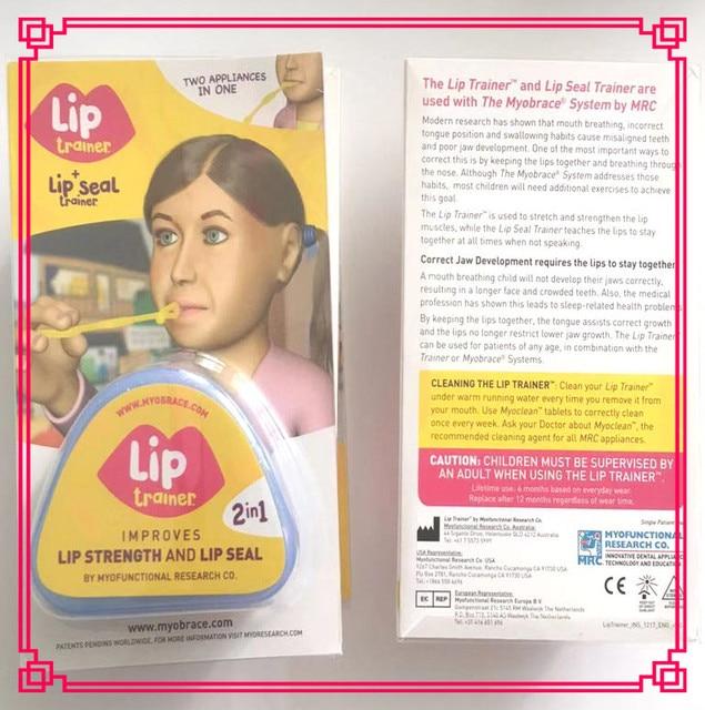 Australia MRC Dental Lip trainer for children/Australia MRC Orthodontic Brace Lip teeth trainer Appliance