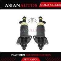 Airsusfat Par A6 C5 4B Traseiro Air Shock Absorber Amortecedores Para Audi Allroad Quattro Suspensão a Ar Choque Núcleo 4Z7616052A 4Z7616051A|Amortecedores e suportes| |  -