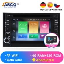 4G RAM Android 9.0 Car DVD Stereo for Hyundai H1 Grand Starex 2007-2015  Navigation Mutimedia Video Audio Headunit