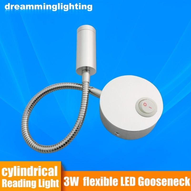 Warehouse Reading Light: 12V LED Reading Light RV Boat Bed Wall Table Light Bed