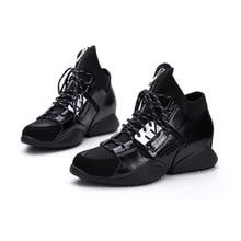 2016 Fashion Women Footwear Height Increasing Thick Crust Women Shoes Women's Casual Shoes Free Shipping