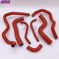 k8 Silicone Radiator hose kit  For FORD TIERRA RS 1.8/2.0 AT RADIATOR HOSE KIT