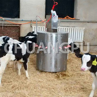 High Efficient Feeding and Mixing Milk Automatic Machine for Feeding Calf