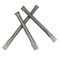 1PC Metal Cold Chisel Stone Cement Concrete Chisel Tool Flat Mouth Solid Chisel