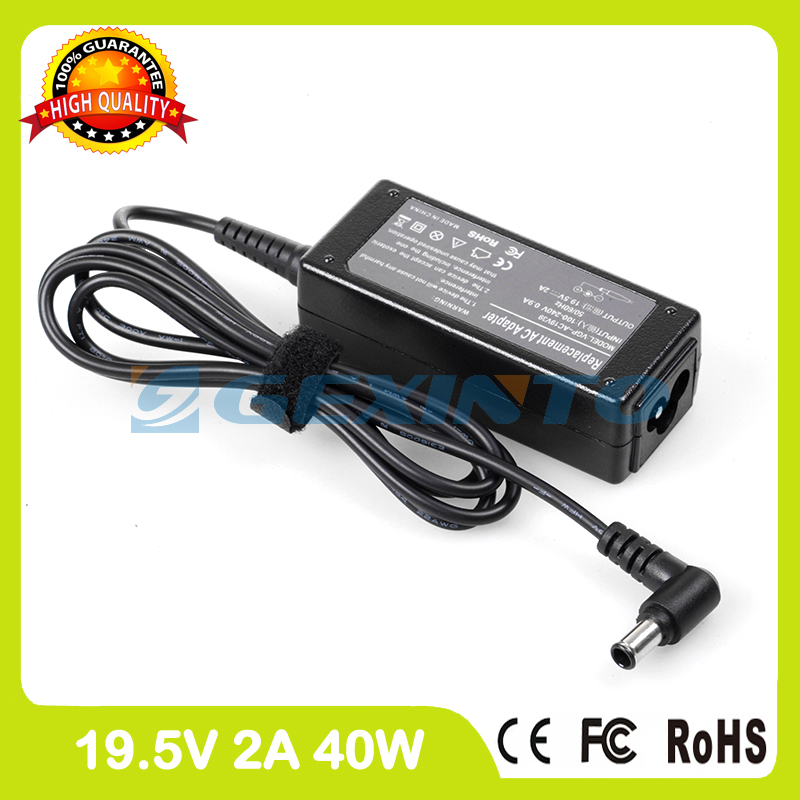 19.5V 2A 40W VGP-AC19V58 laptop charger for Sony Vaio VPCYA1C5E VPCYA1V9E VPCYA25EC/R VPCYA26EC/B VPCYA2AJ VPCYB13KDS VPCYB15AH
