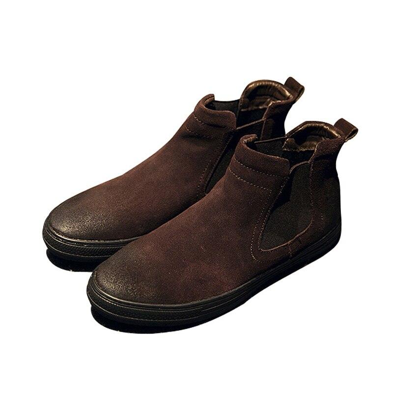 Popular Suede Chelsea Boot Men-Buy Cheap Suede Chelsea Boot Men ...