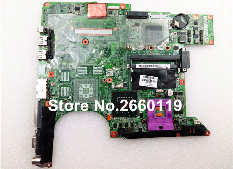 все цены на  laptop motherboard for HP 460901-001 DA0AT3MB8F0 system mainboard fully tested and working well  онлайн