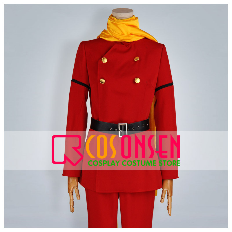 Custom RE uniform