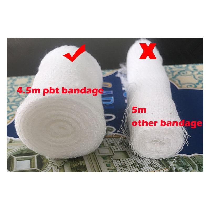 Купить с кэшбэком 10 pcs/lot Emergency Supplies PBT Elastic Bandage Home Family First Aid Wound Sports Nursing Medical Emergency Care Bandage
