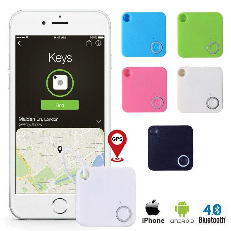 Bluetooth-трекер для плитки: сменный аккумулятор, трекер для товара, GPS-трекер для домашних животных, брелок для сигнализации